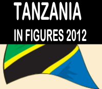 icon tanzania in figures 2012