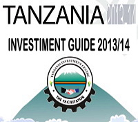 icon tanzania investiment guide 2013