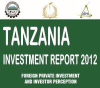 icon tanzania investiment report 2012